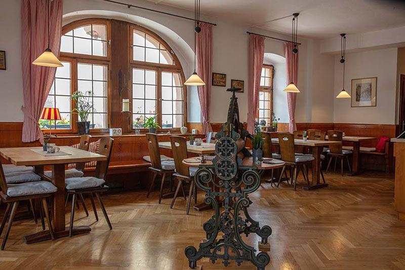 Frankisches Essen In Ochsenfurt Gutburgerliches Im Gasthof Baren