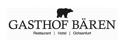 Logo Gasthof Bären Ochsenfurrt